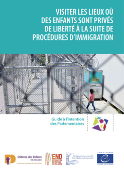Visiting places where children are deprived of their liberty as a result of immigration procedures - French