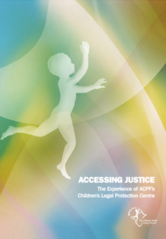 Accessing Justice: The Experience of ACPF's CLPC