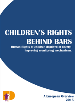 Children's rights Behind Bars  : A European Overview